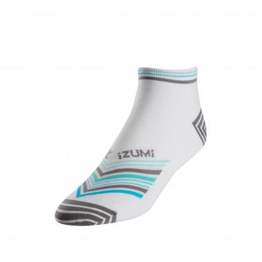 Pearl Izumi Elite Low Sock wms stripstripe grey 2016