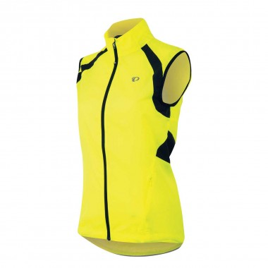 Pearl Izumi Elite Barrier Vest wms screaming yellow 2017