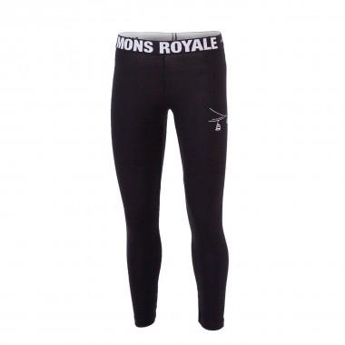Mons Royale Leggings wms black 15/16
