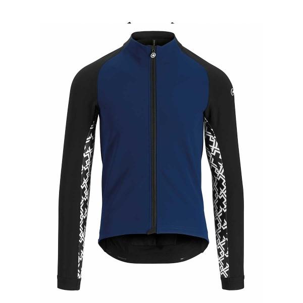 Assos Mille GT Jacket Winter caleum blue 20/21