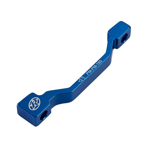 Reverse Scheibenbrems Adapter 180mm, verschiedene Farben