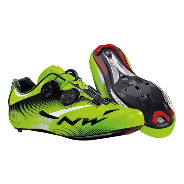 Northwave Extreme Tech Plus green fluo 2015