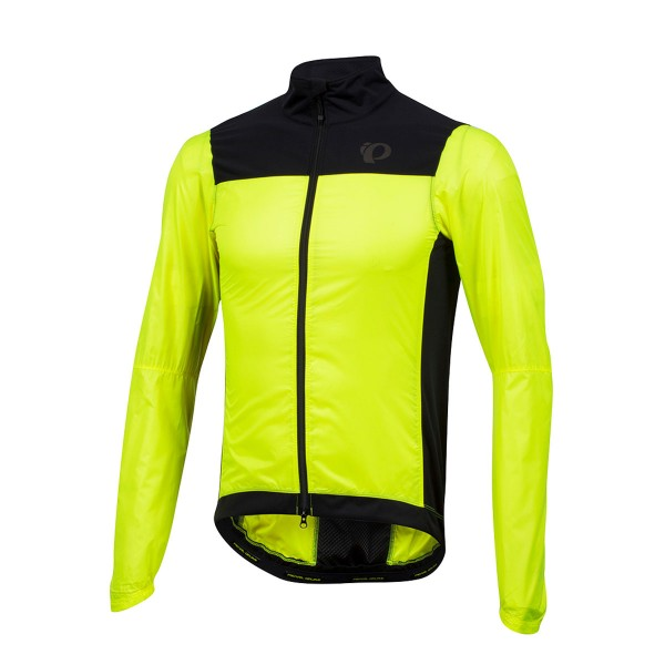 Pearl Izumi Pro Barrier Lite Jacket screaming yellow 2018