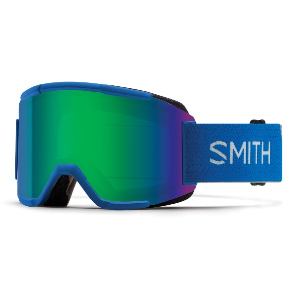 Smith Squad imperial blue ChromaPop sun green mirror 18/19