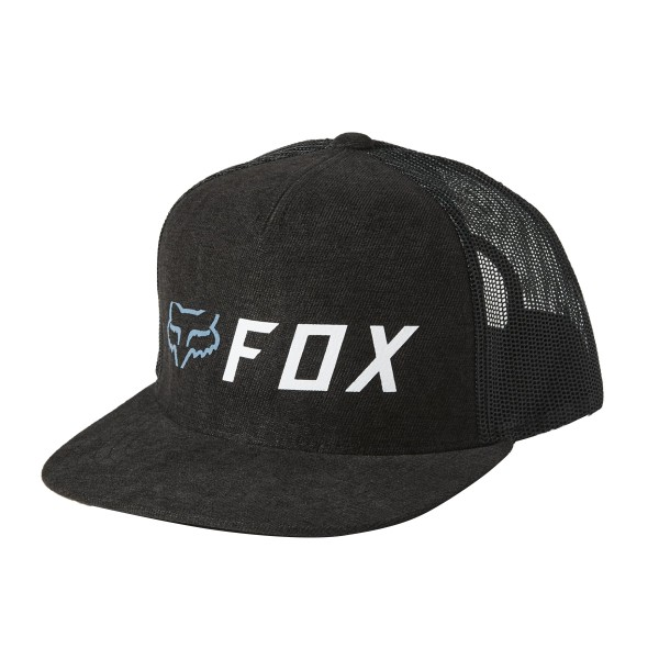 Fox Racing Youth Apex Snapback Hat black/white 2021