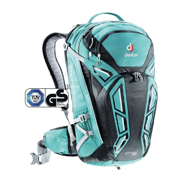 Deuter Attack Tour 28 petrol-black 2017