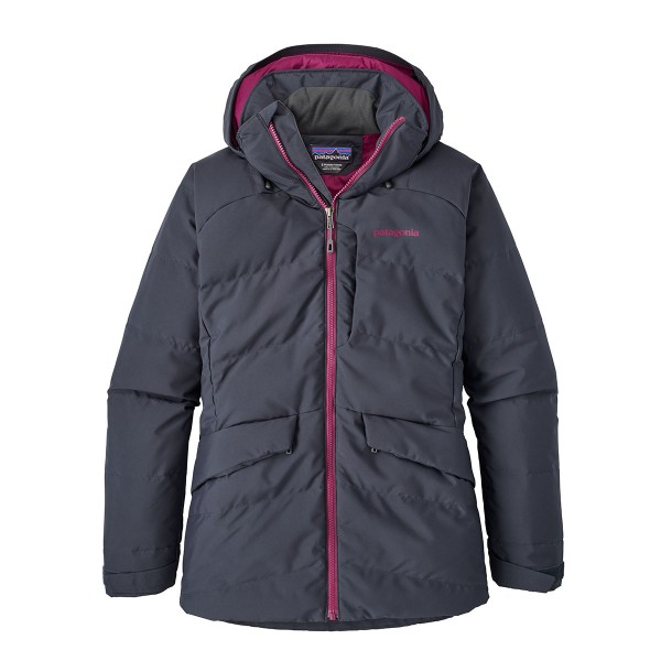 Patagonia Pipe Down Jacket wms smolder blue 17/18