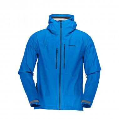 Norrona bitihorn dri1 Jacket electric blue 2016