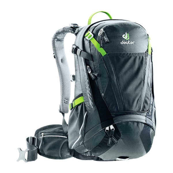 Deuter Trans Alpine 24 graphite-black 2018