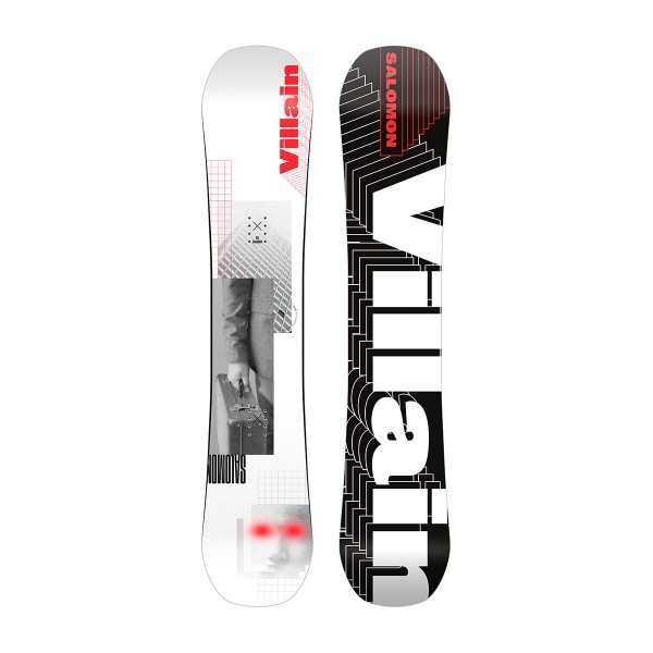 Salomon The Villain Grom Wide kids 20/21