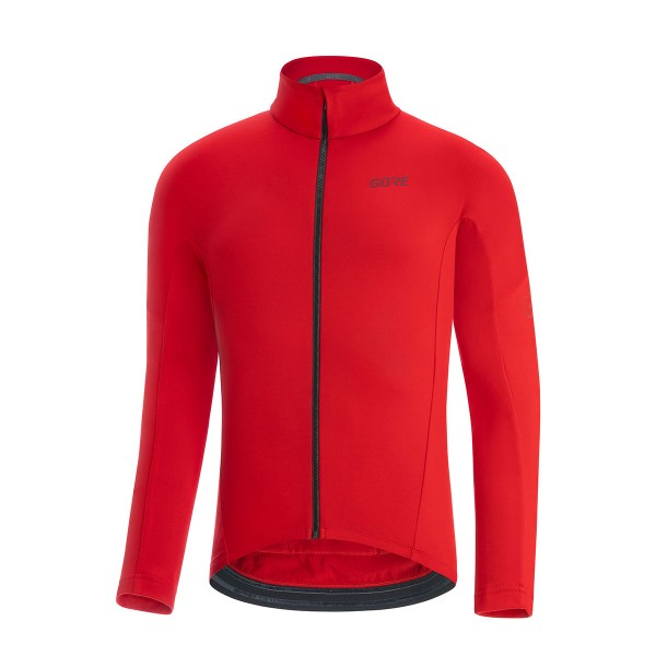 Gore Wear C3 Thermo Jersey red 21/22
