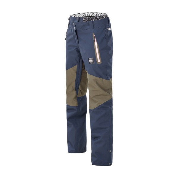 Picture Seen Pant wms dark army green 19/20