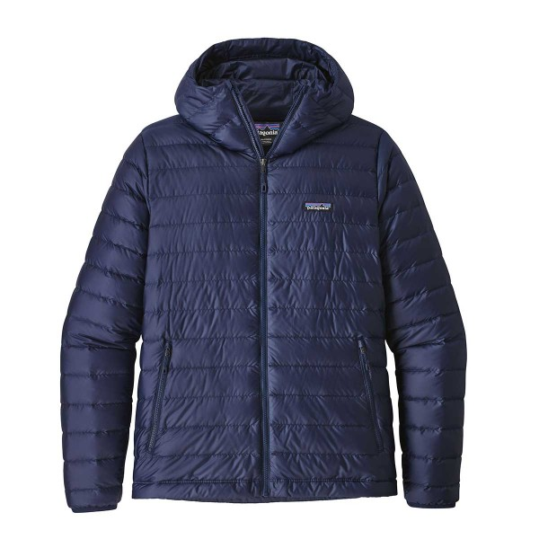 Patagonia Down Sweater Hoody classic navy 19/20
