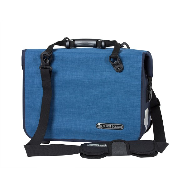 Ortlieb Office Bag QL3.1 L denim/stahlblau 2017