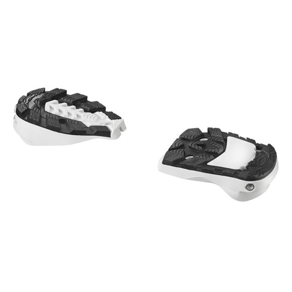 Salomon Walk Soles Plus Pads white/black