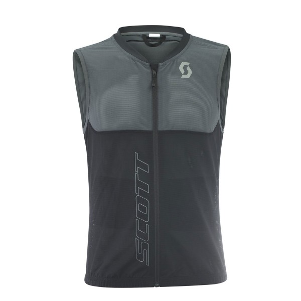 Scott Actifit Plus Light Vest black/iron grey 17/18