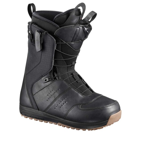 Salomon Launch black 18/19