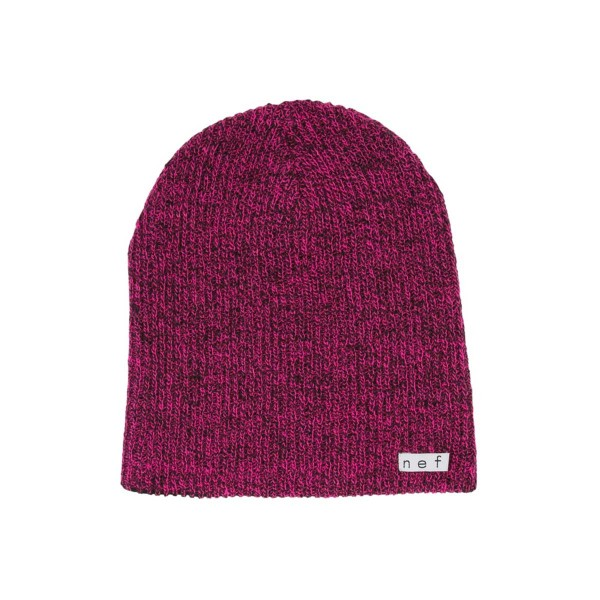 Neff Daily Heather Beanie black/red 15/16