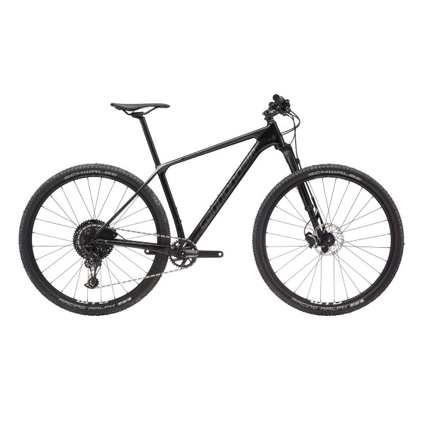 Cannondale F-Si Carbon 4 grey 2019