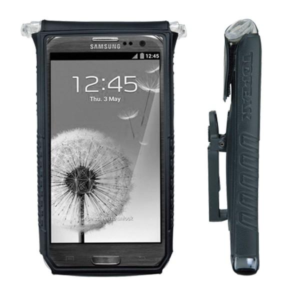 """Topeak TP DryBag für Smartphone 4""""/5"""", schwarz"""