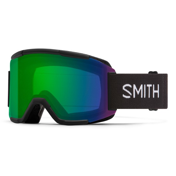 Smith Squad black / chromapop everyday green 20/21