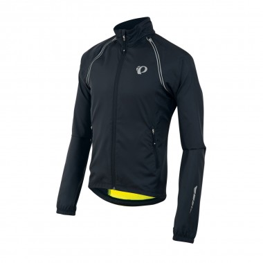 Pearl Izumi Elite Barrier Convertible Jacket black 2017