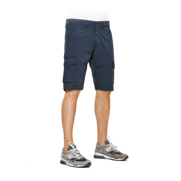 REELL Slim Cargo Short navy 2015