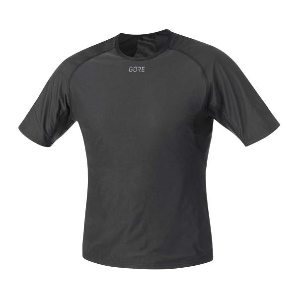 Gore Wear C5 Gore Windstopper Base Layer Shirt black 20/21
