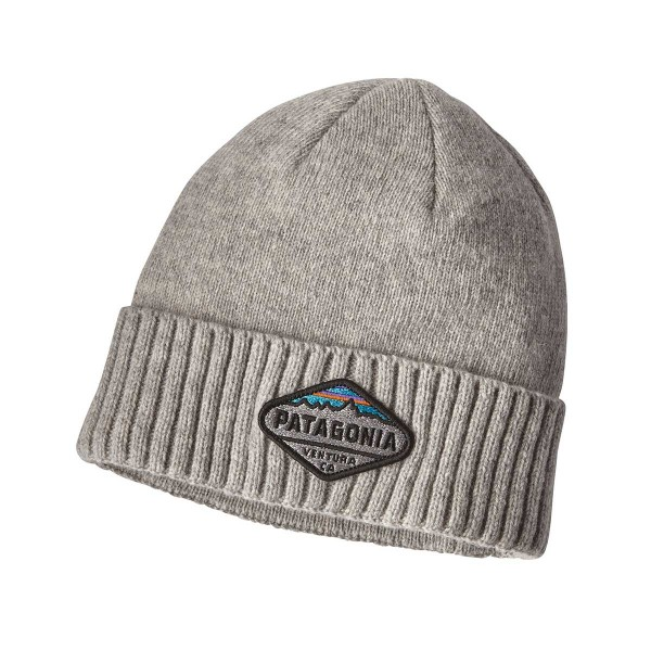 Patagonia Brodeo Beanie drift grey 17/18