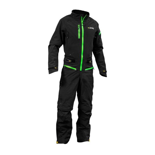 Dirtlej Dirtsuit SFD Edition black / green 2020