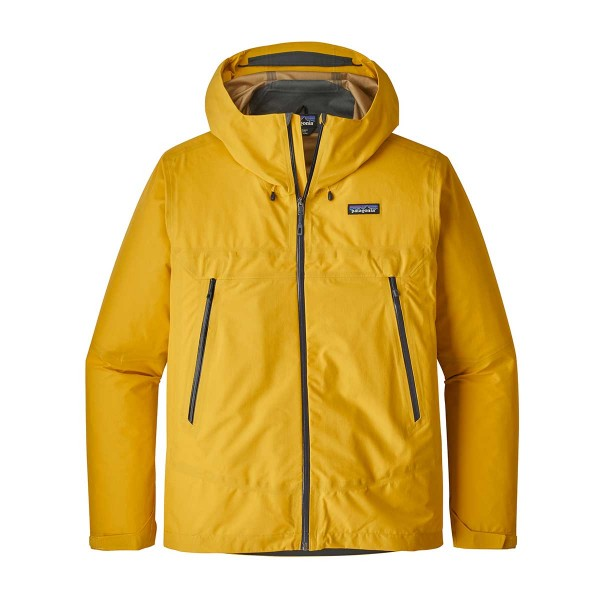 Patagonia Cloud Ridge Jacket rugby yellow 2018