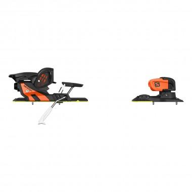 Salomon Warden MNC 13 orange/black 16/17