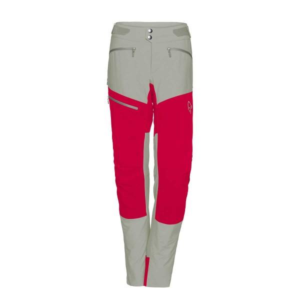 Norrona fjora flex1 Pants wms grey/red 2019