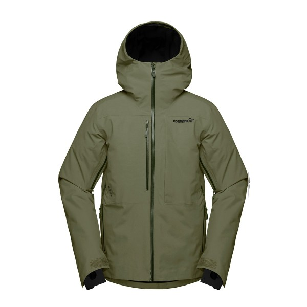 Norrona lofoten Gore-Tex Ins Jacket olive night 21/22