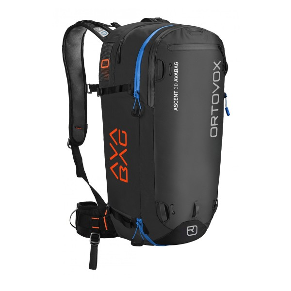 Ortovox Ascent 30 Avabag black 20/21