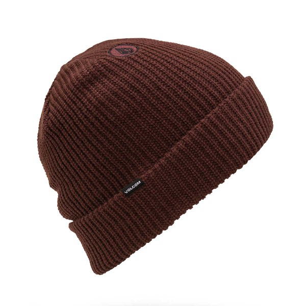 Volcom Sweep Beanie burnt red