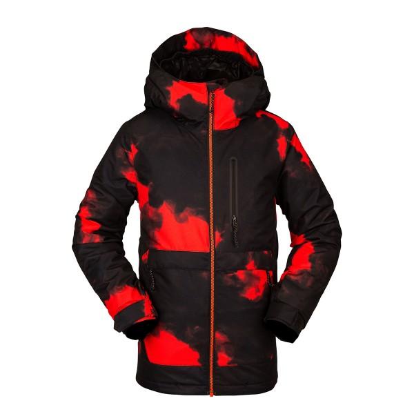 Volcom Holbeck Insulated Jacket kids magma smoke 20/21