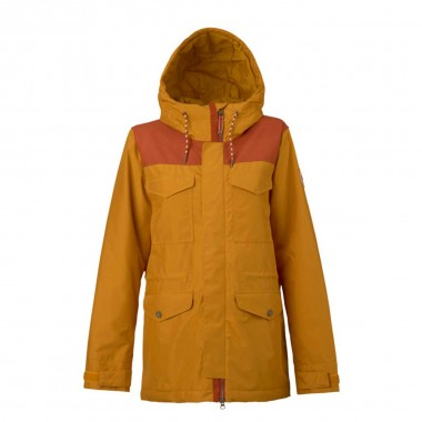 Burton Fremont Jacket wms squashed 16/17