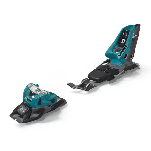 Marker Squire 11 ID teal/black 20/21