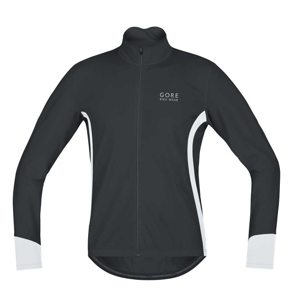 Gore Power Thermo Trikot black/white