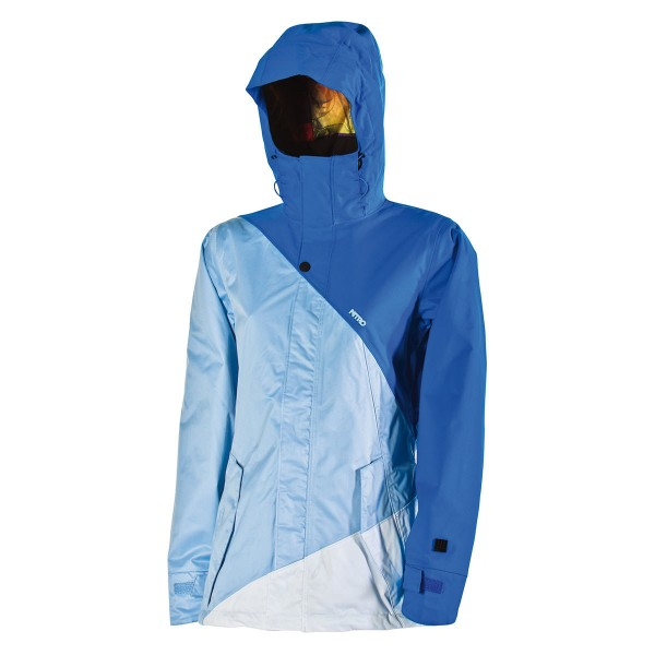 Nitro Siren Jacket hero blue wms