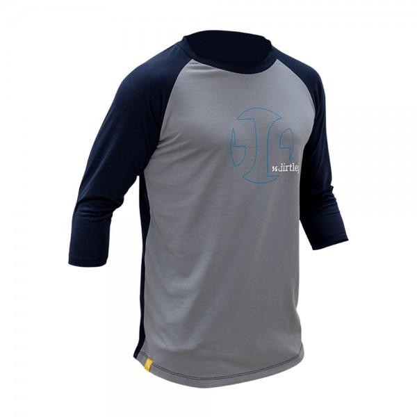 Dirtlej Mountee light warm grey / blue 2020