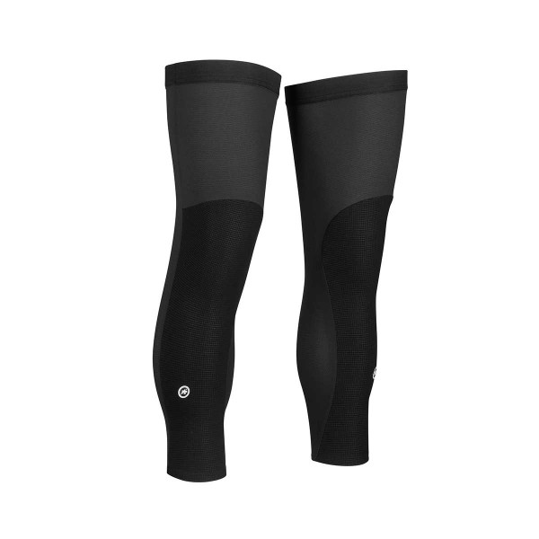 Assos Trail Knee Protector black series 2020