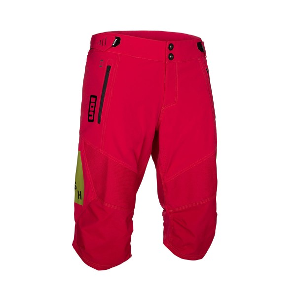 Ion Sabotage Bikeshort crimson red 2016