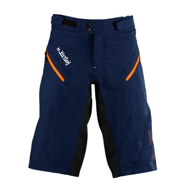 Dirtlej Trailscout waterproof men blue/orange 2019