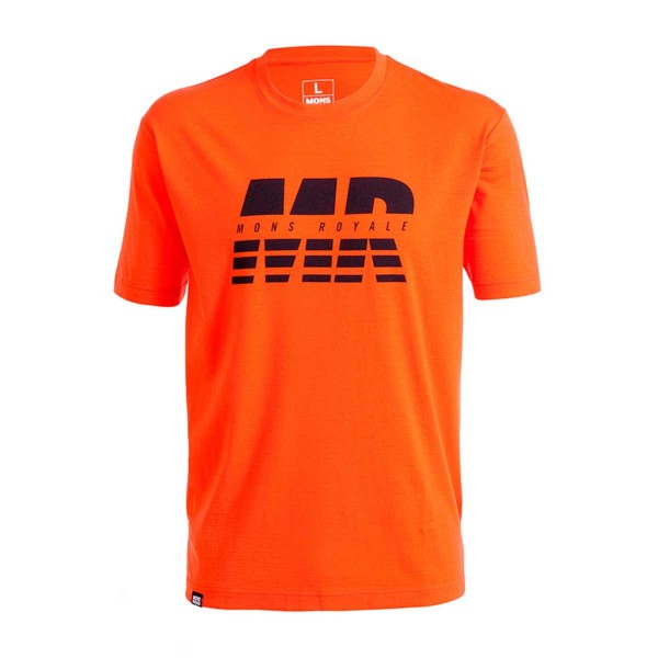 Mons Royale Icon T-Shirt spice