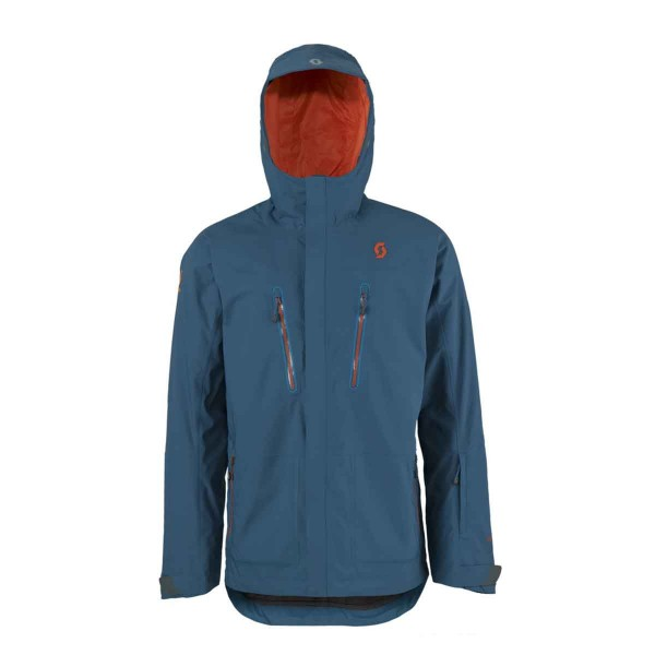 Scott Ultimate GTX Jacket eclipse blue 16/17