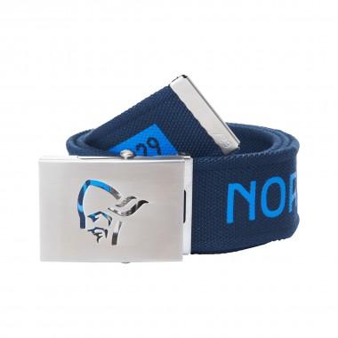 Norrona /29 Viking Web Clip Belt blue 15/16