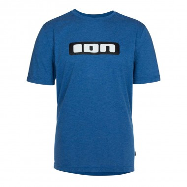 Ion Logo SS Tee turkish blue 2015