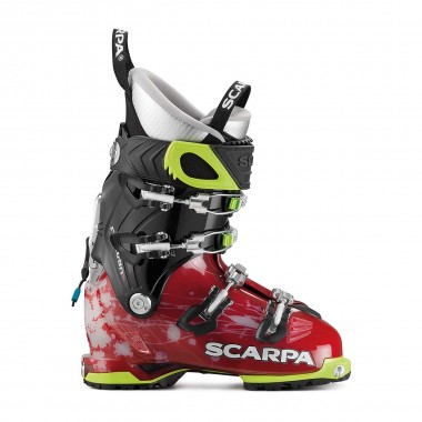 Scarpa Freedom SL wms scarlet/white 16/17